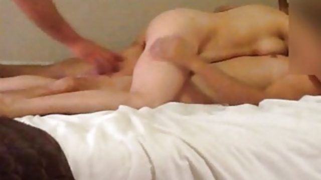 Wife likes to kiss young horny bull