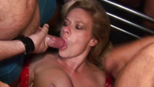 Multiple Cumshots Orgy – Marina Part 1 ————–