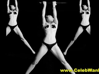 Miley Cyrus The Full Nude Collection