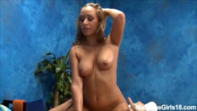 Kennedy Leigh: Her Hottest Massage