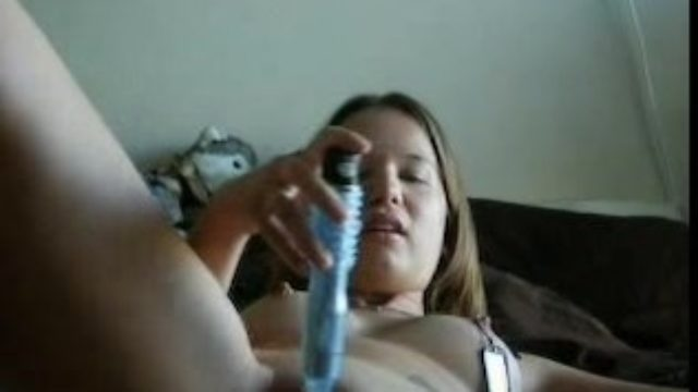 Army Wife Cums Again and Again