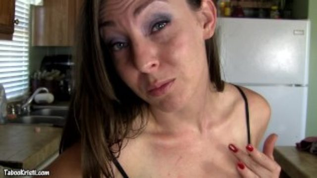 Seducing My StepSon – Erotic Fauxceststep Mother and stepSon Fucking – Taboo Kristi