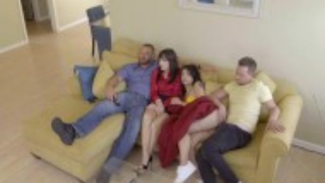 StepSiblingsCaught – Cumming Inside My StepSis During Movie! S8:E1