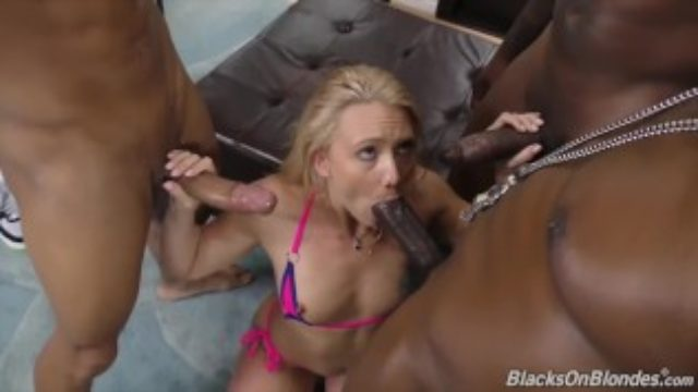 Black Cocks Fucking Sluts Hard Compilation – PMV