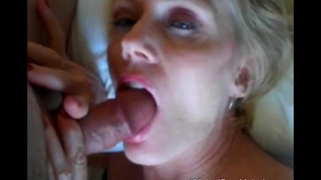 Loving The GILF Blowjob