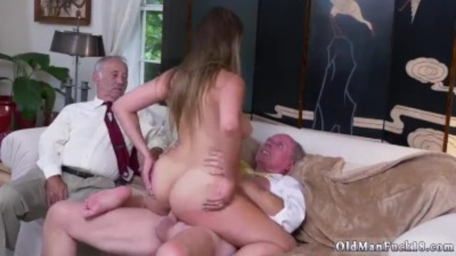 Old prostitute Ivy impresses with her giant breasts and ass