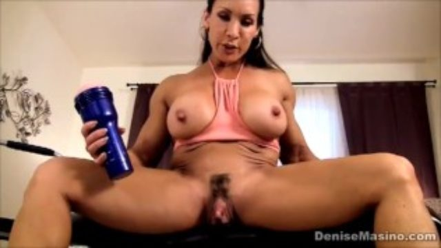 Denise Masino Huge Clit Compilation